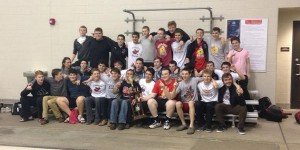 St. Charles Prep Boys Water Polo, 2014 Ohio Champions