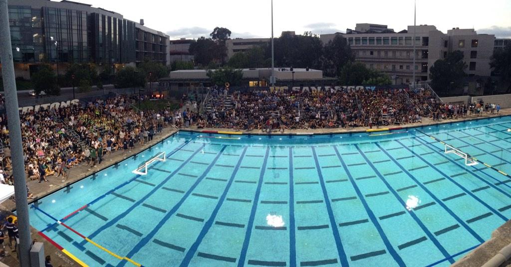 Photo Over 1 700 Attend Ucsd Lmu Rival Match Twp