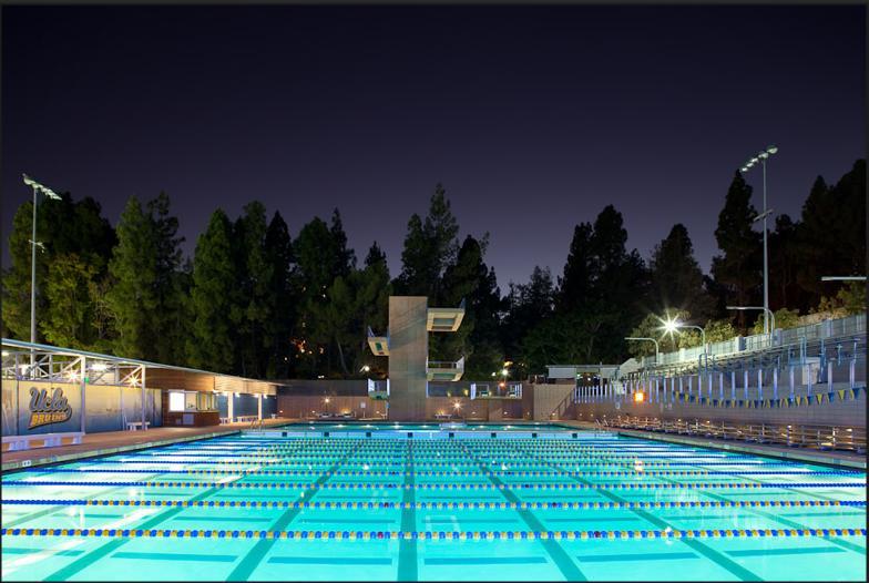 Speiker Aquatic Center UCLA