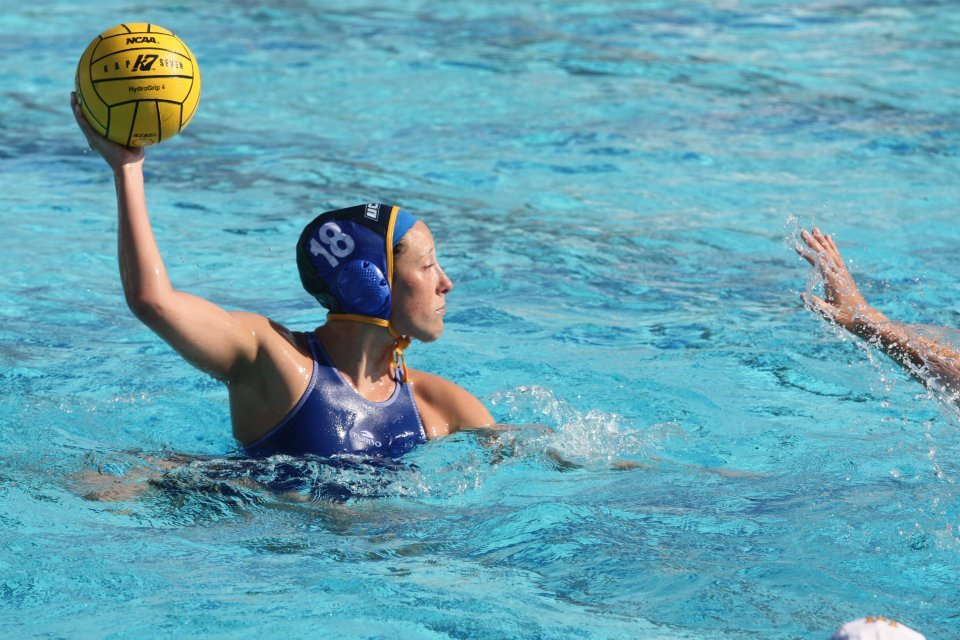 Watch get to know the ucsb womens water polo team twp for Santa barbara polo shirt