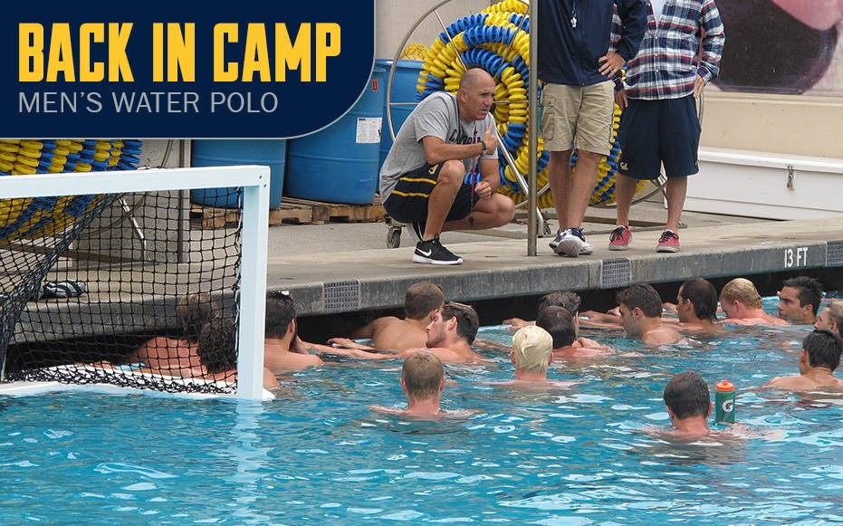 Cal Bears Men 2015 preseason practice
