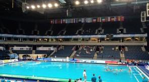 LEN European Championships Belgrade 2016 pool