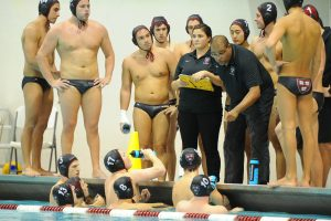 Men's Water Polo vs. Brown 09192015