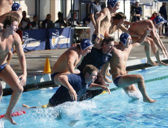 Aggies, Tritons Return to Challenge WWPA Champs Lancers
